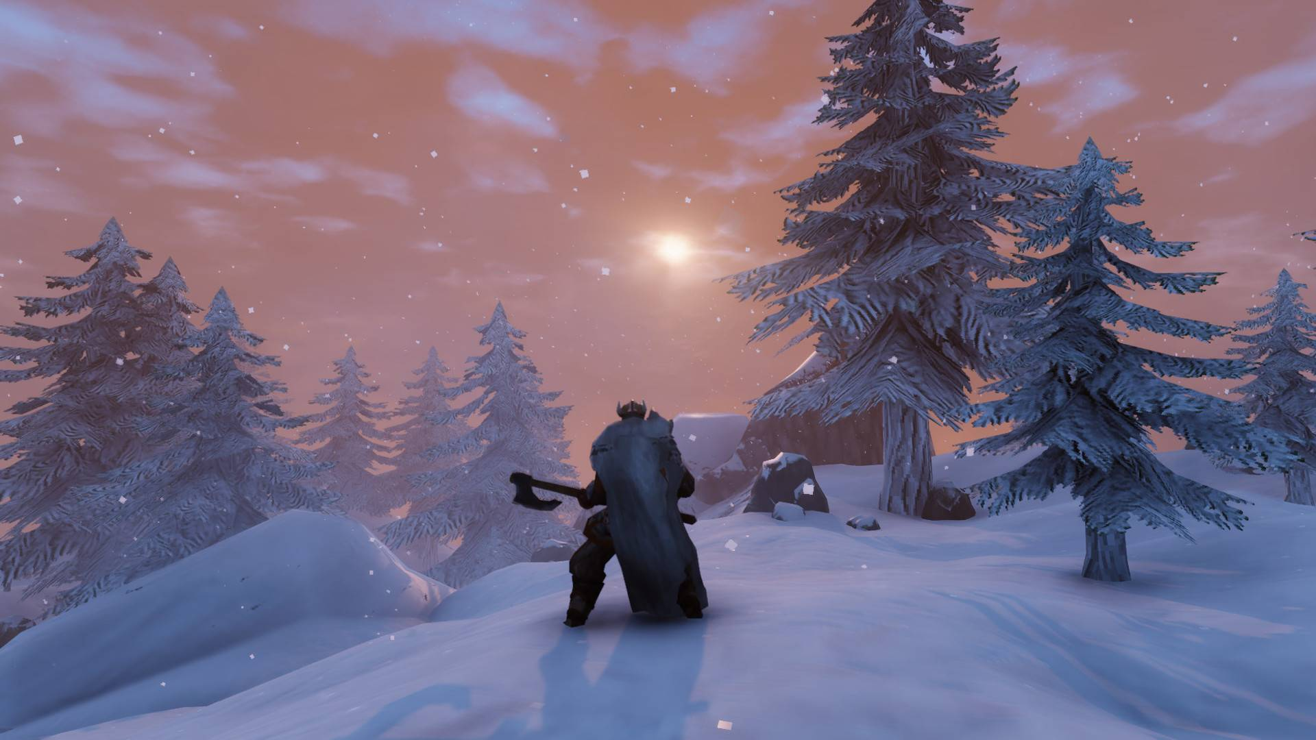 Playing Valheim using Vulkan could improve your frame rate and fix crashes