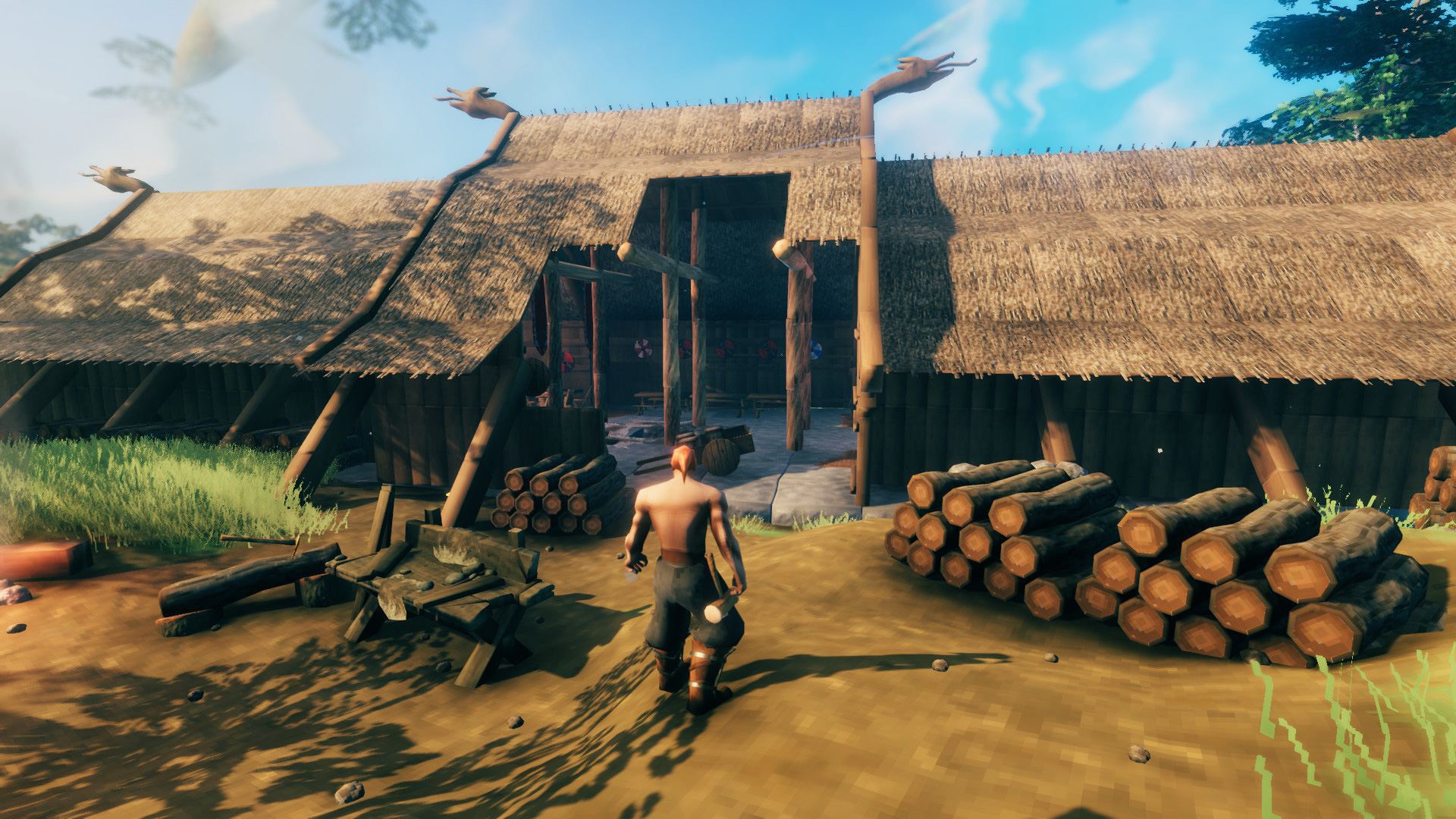 Valheim building guide – learn the basics of construction