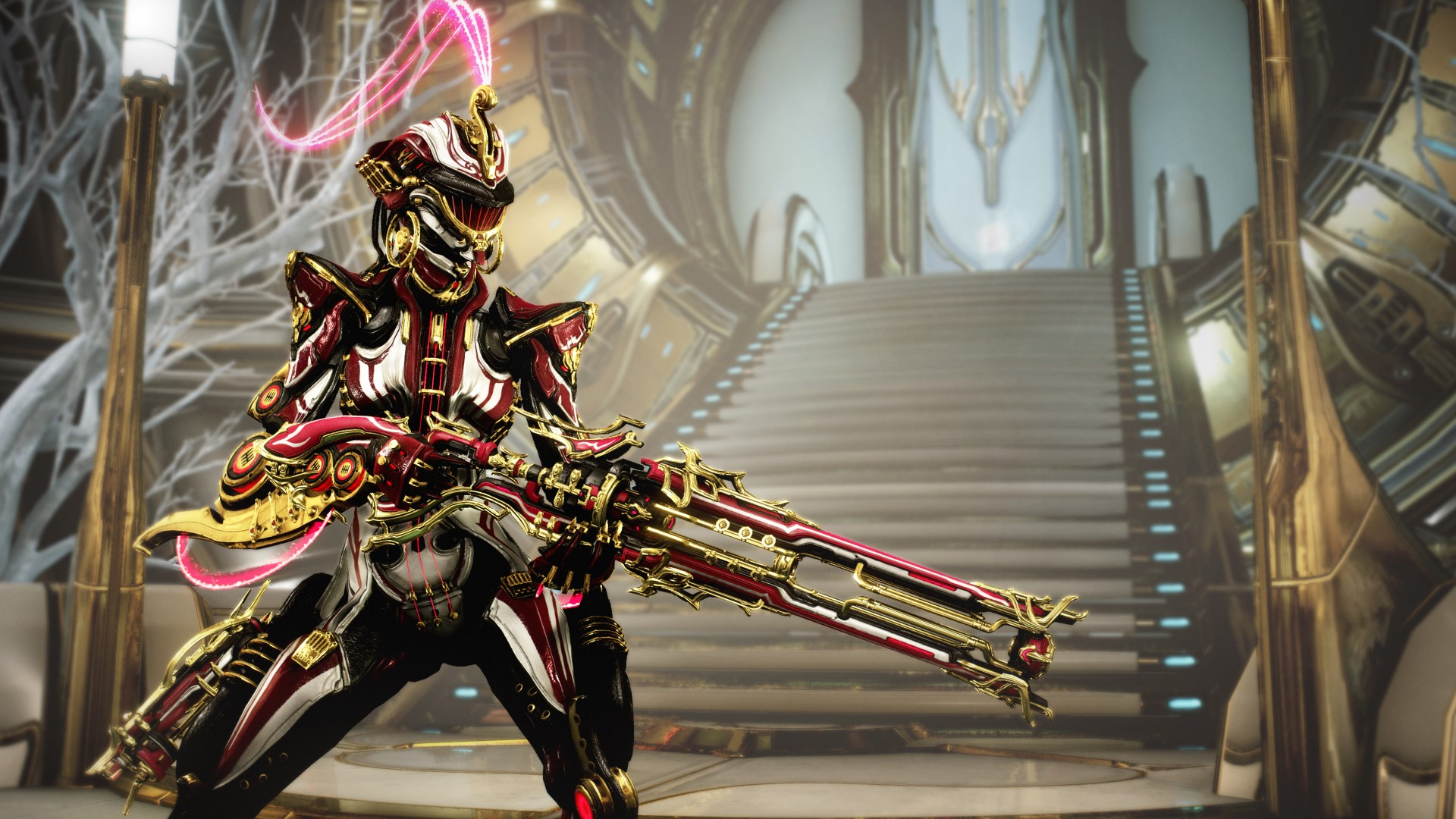 Warframe's Octavia has joined Prime Access