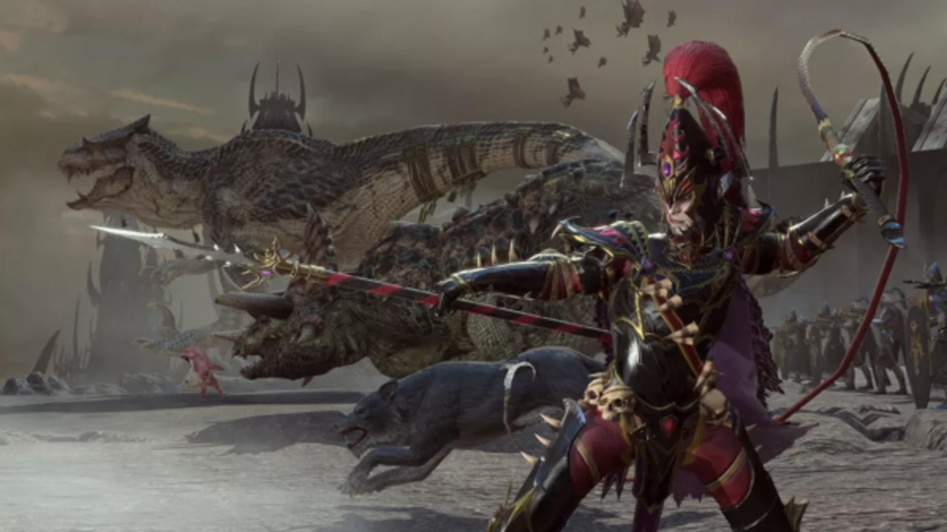 Total War: Warhammer 2's next free Lord is Rakarth of Karond Kar