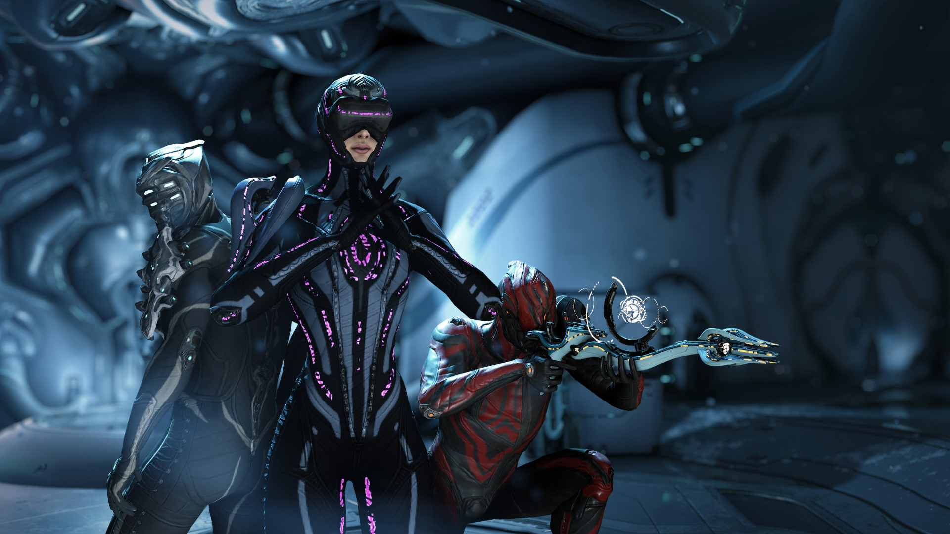 Warframe's huge Corpus Proxima update is out now