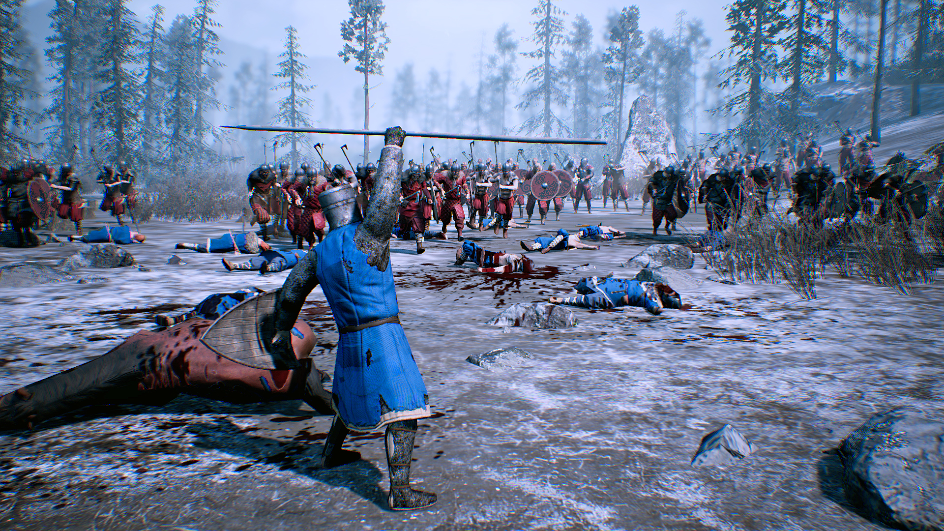 Viking RTS game Ancestors Legacy now has a free multiplayer edition