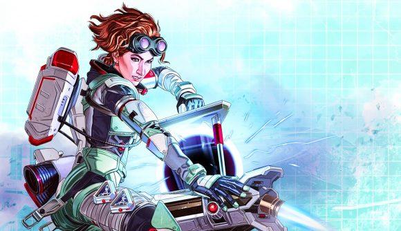 Apex's Horizon using her gravity gun