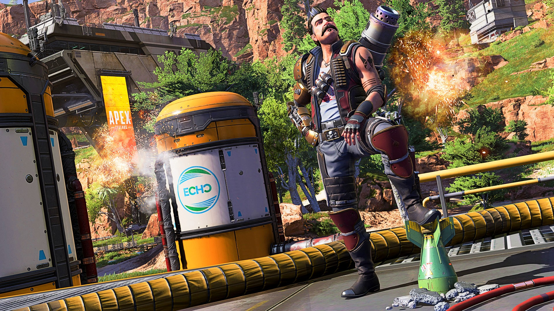 Apex Legends broke another player record on Steam