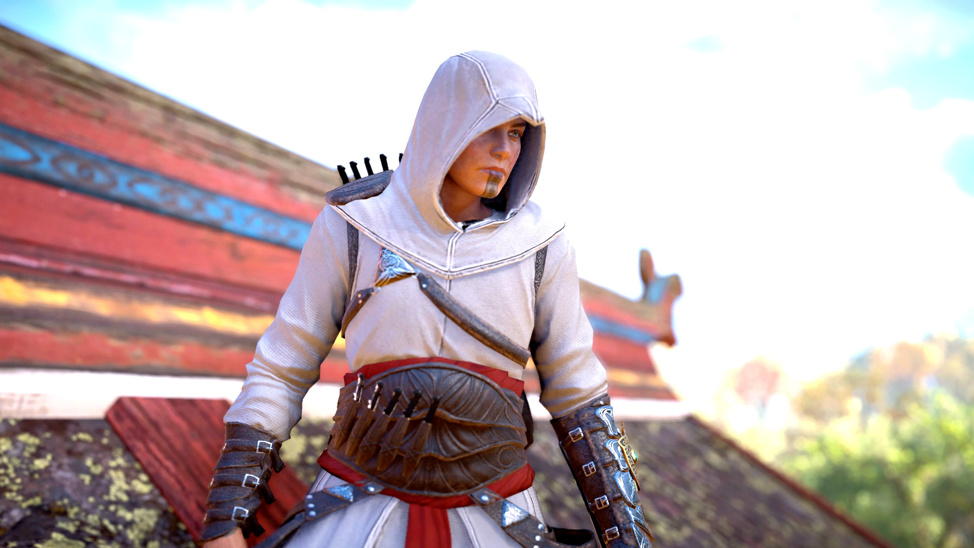 Assassin's Creed Valhalla adds a free Altair outfit from AC1