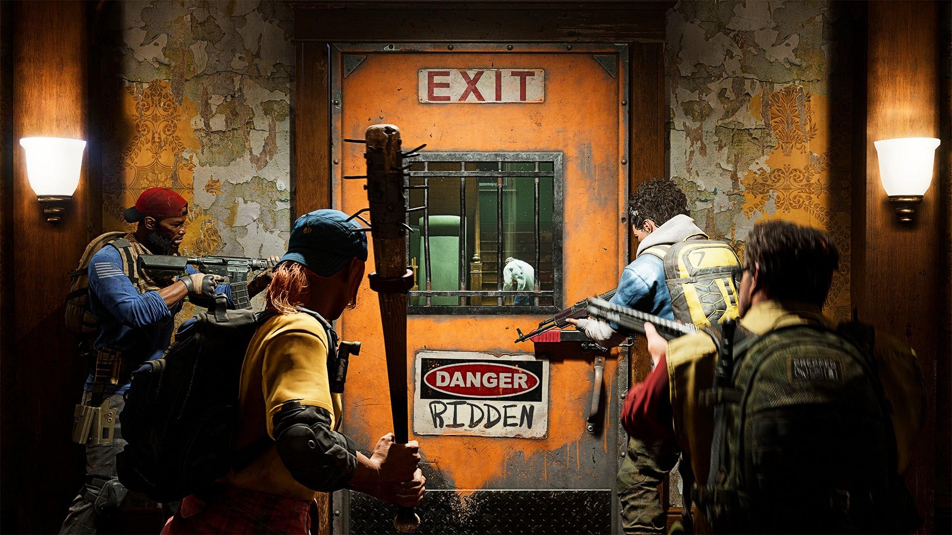 Left 4 Dead creators' new game Back 4 Blood has been delayed