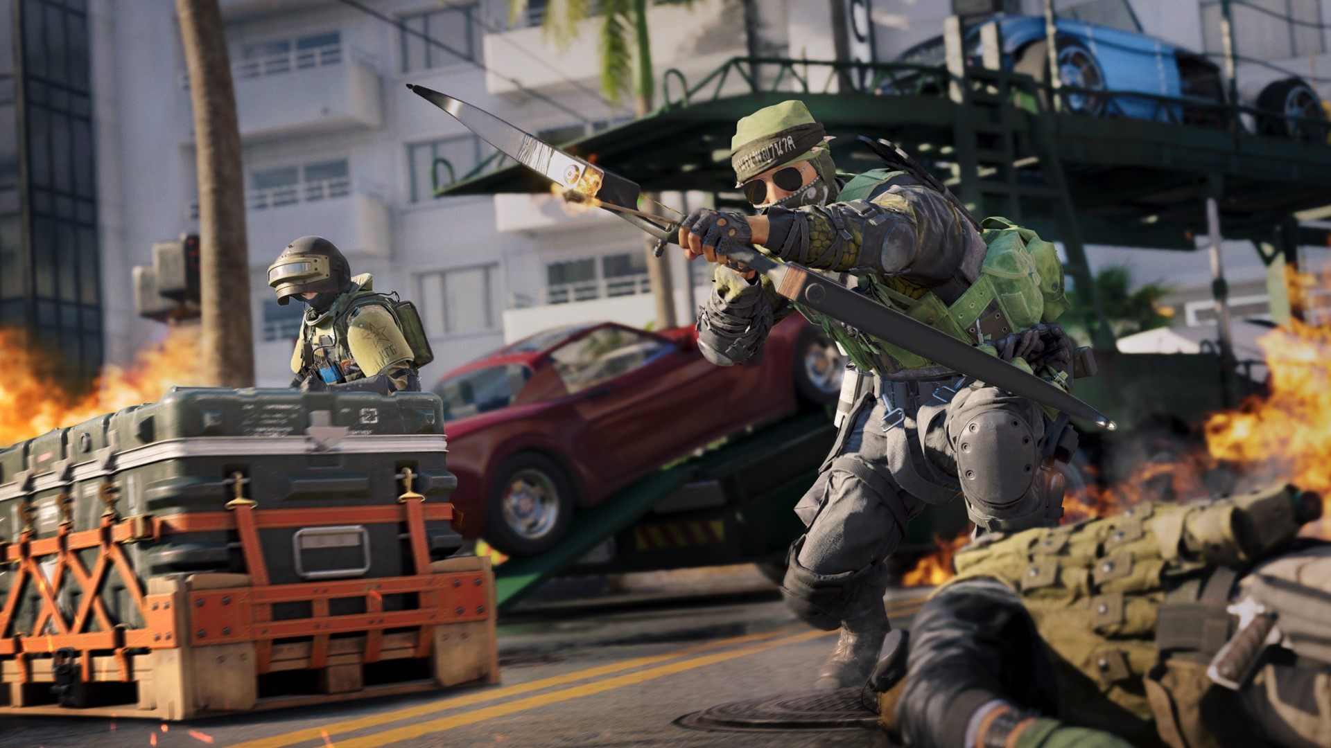 Here's when Call of Duty: Black Ops – Cold War's mid-season update goes live