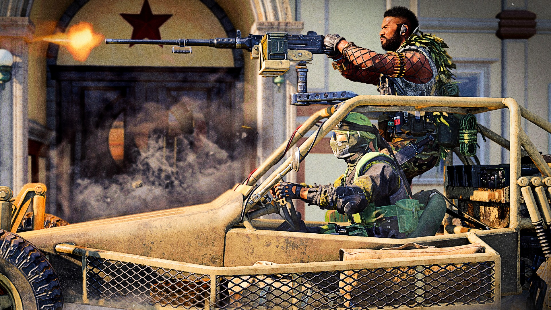Call of Duty: Warzone has yanked Most Wanted Contracts, again
