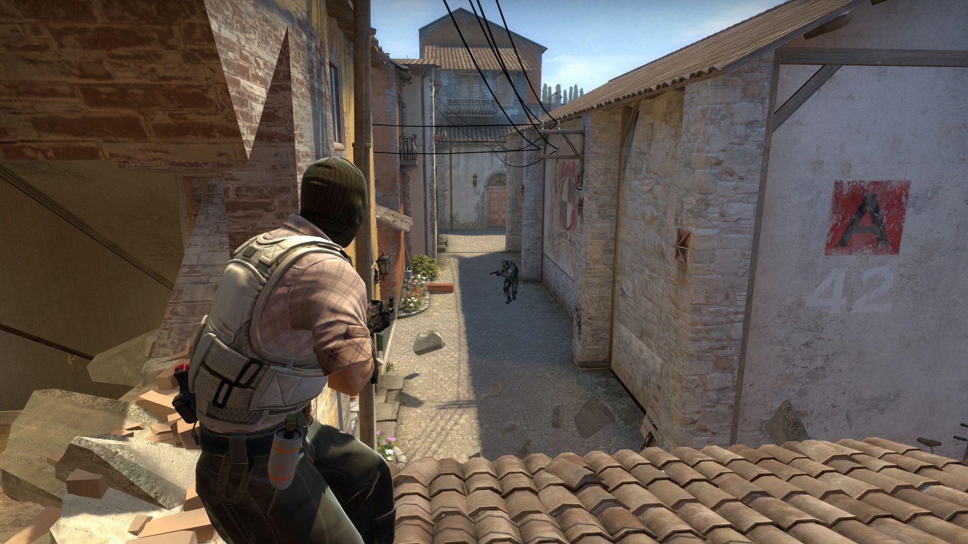 This CS:GO fan map adds Rainbow Six Siege-like destruction to Inferno