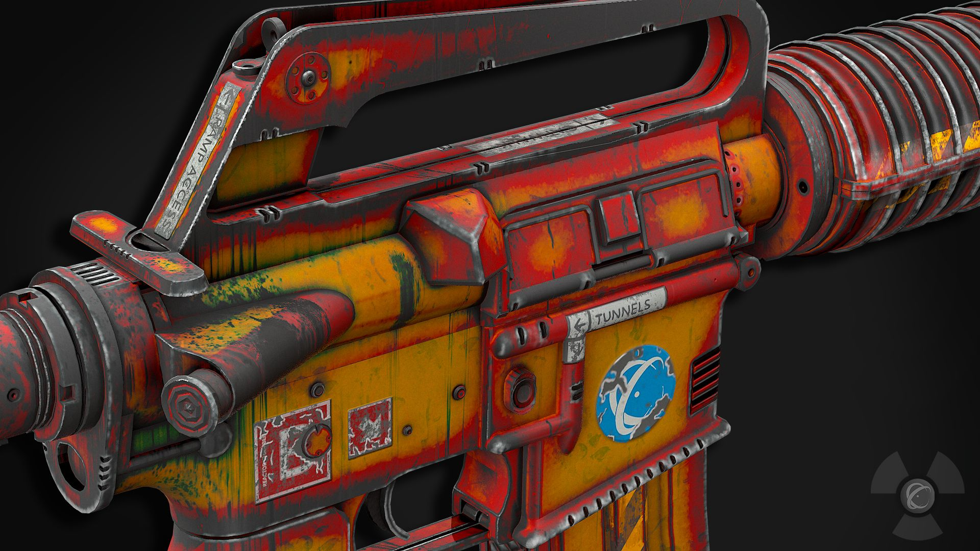 CS:GO fan makes Nuke lore-inspired 'Tales of Cedar Creek' weapon skin line