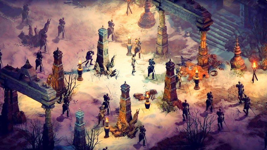 Diablo 2 Resurrected gameplay