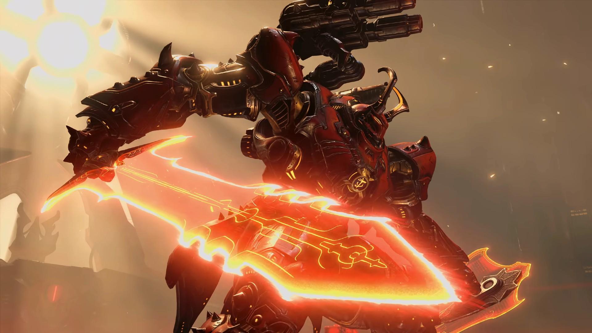Doom Eternal's final DLC, The Ancient Gods – Part 2, drops tomorrow