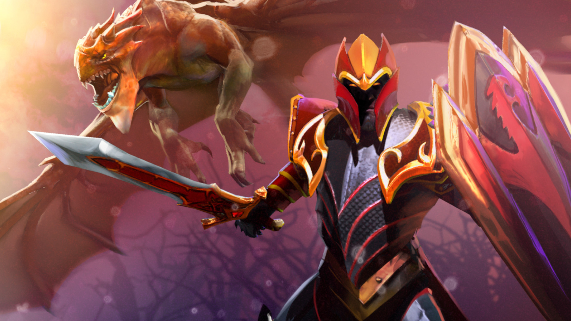 Netflix show boosts Dragon Knight's pick rate in Dota 2