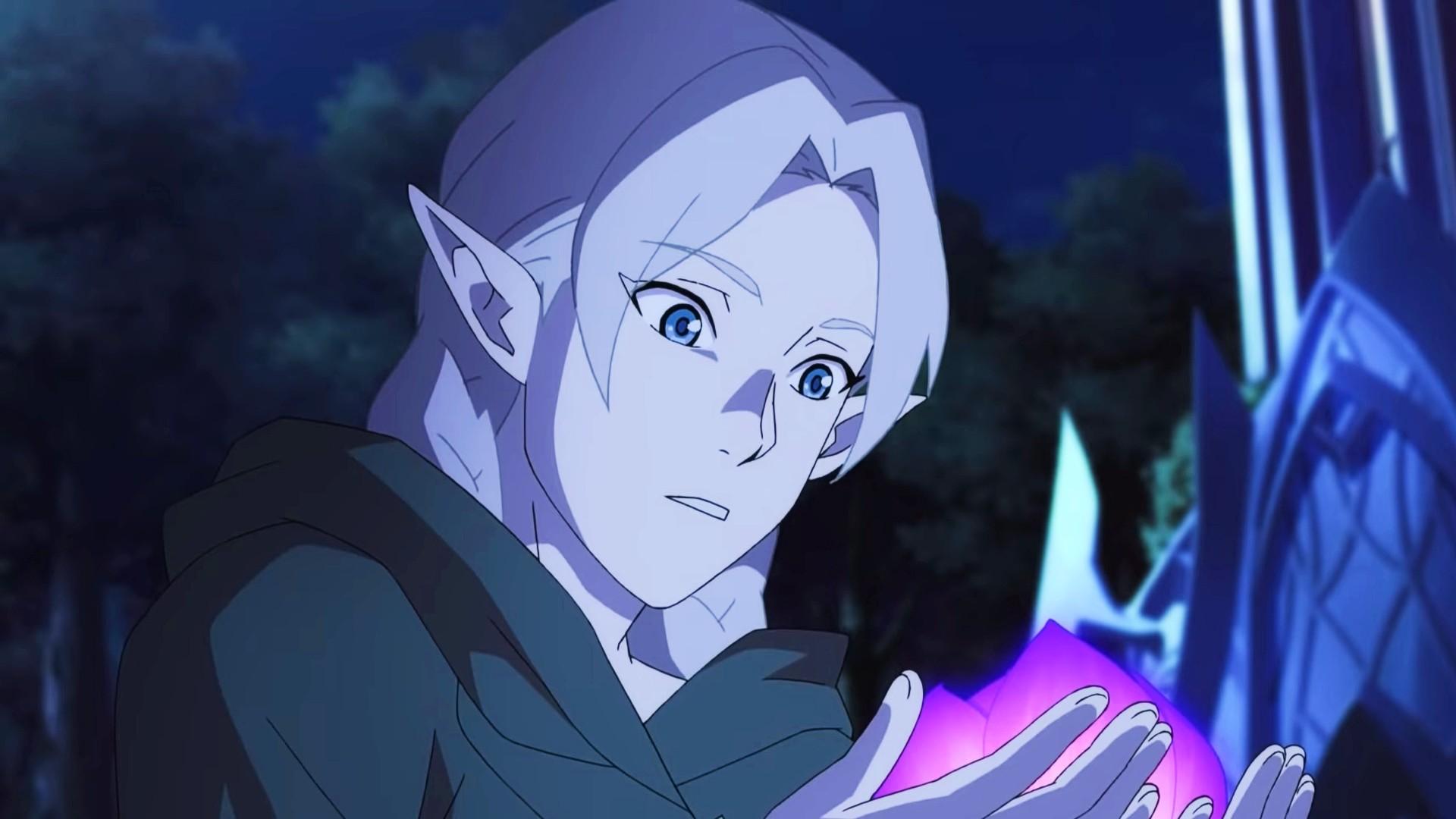 Dota 2 fans find secret trailer for the Dragon's Blood Netflix anime