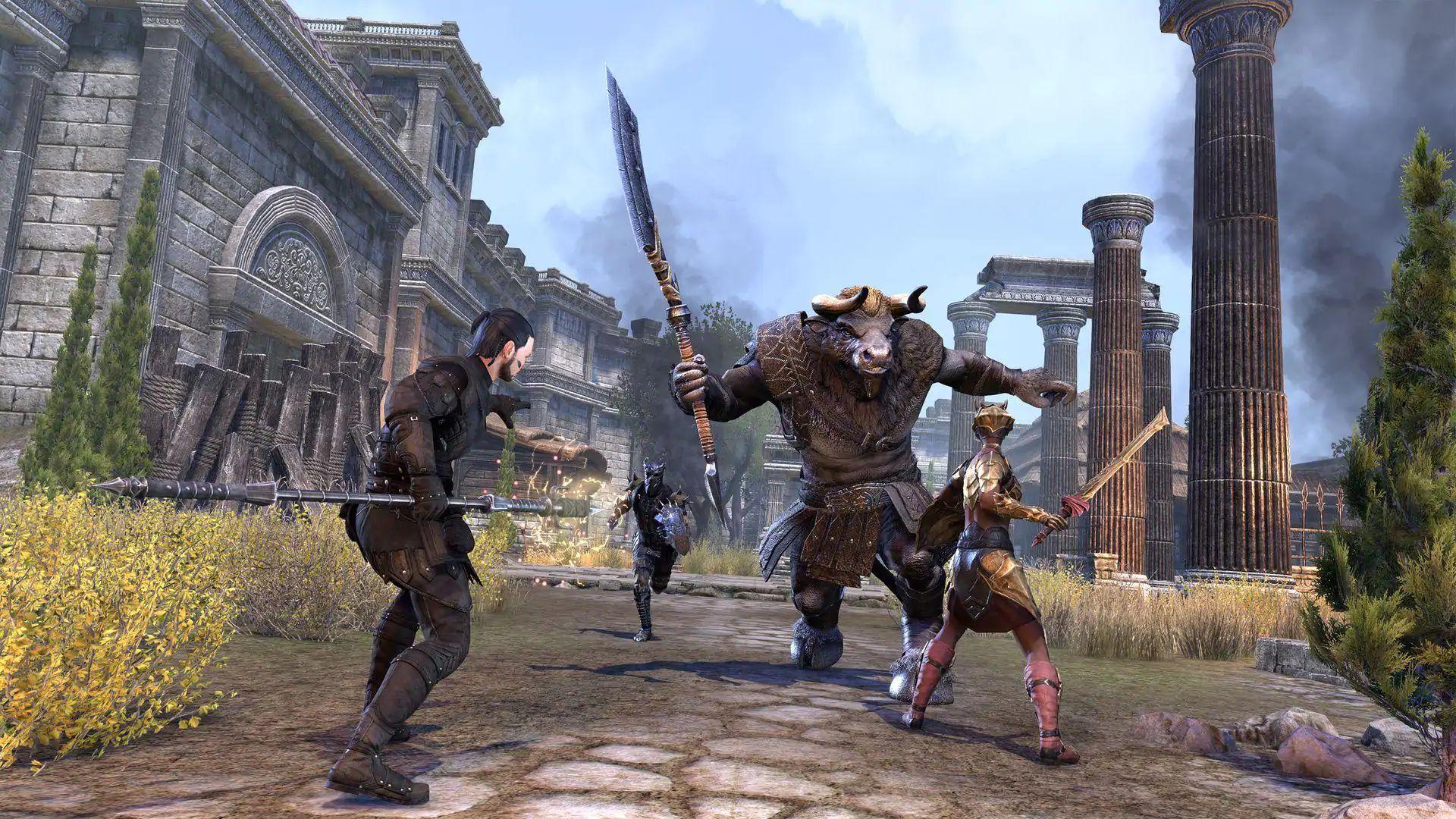 Elder Scrolls Online's new villa dungeon has some of the best bosses yet