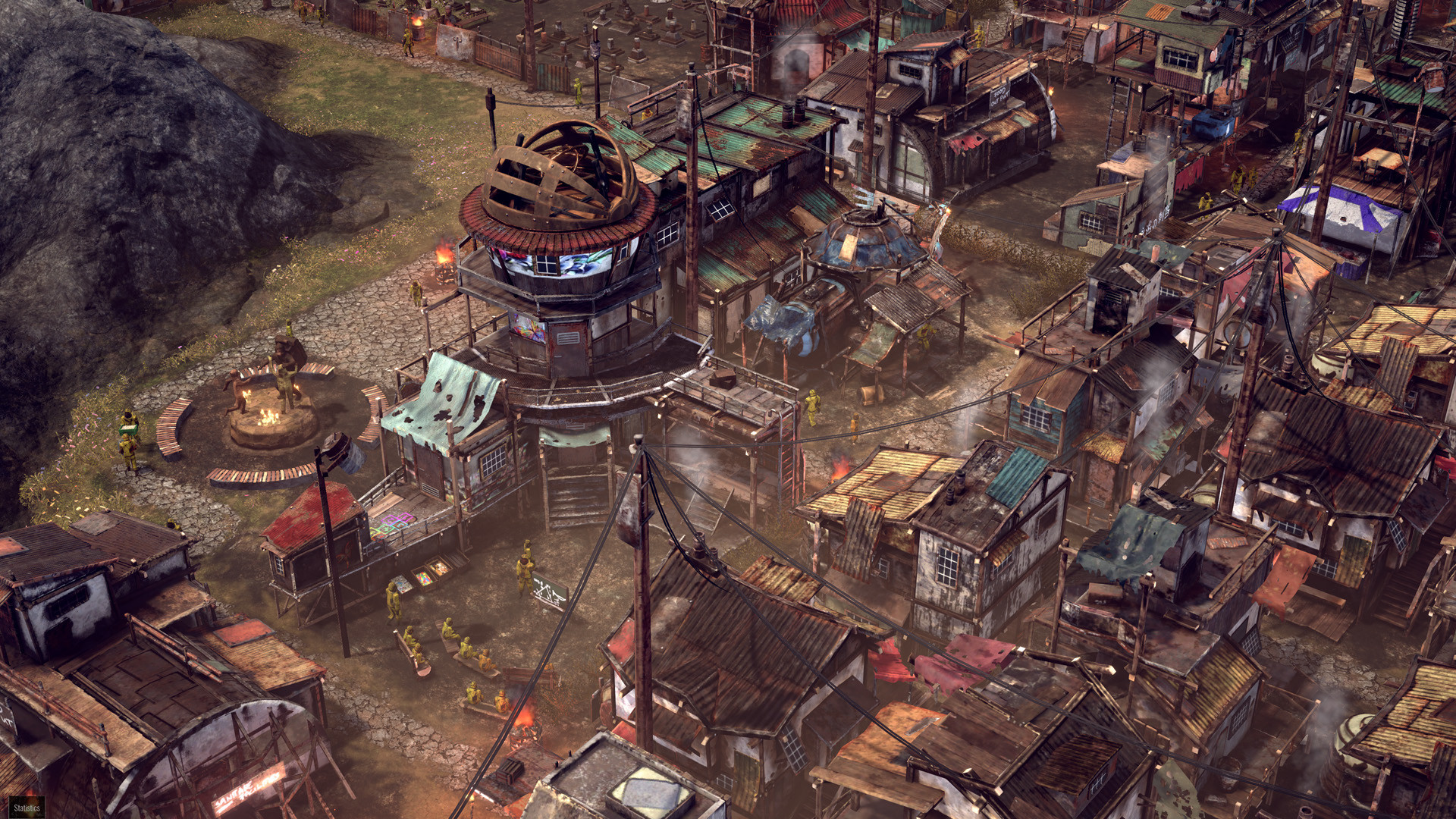 Survival city-builder Endzone – A World Apart has left Early Access