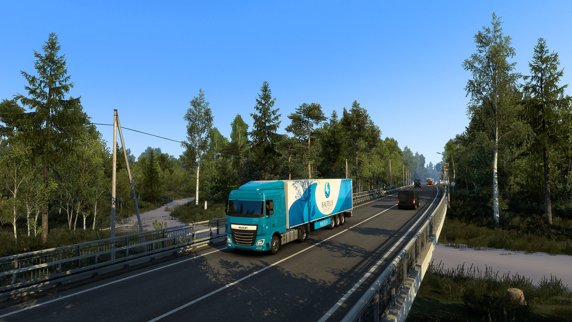 Euro Truck Simulator 2 devs reveal Heart of Russia DLC, coming after Iberia