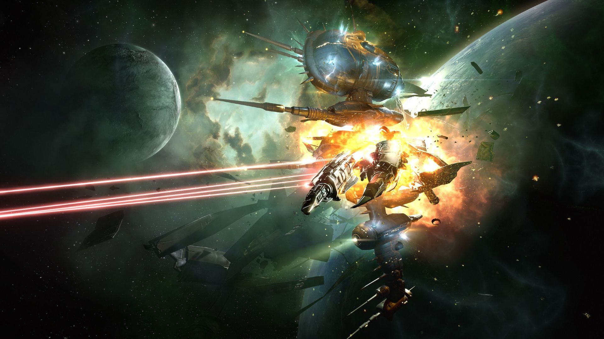 Eve Online's annual 'egg' hunt is back, just in time for Easter