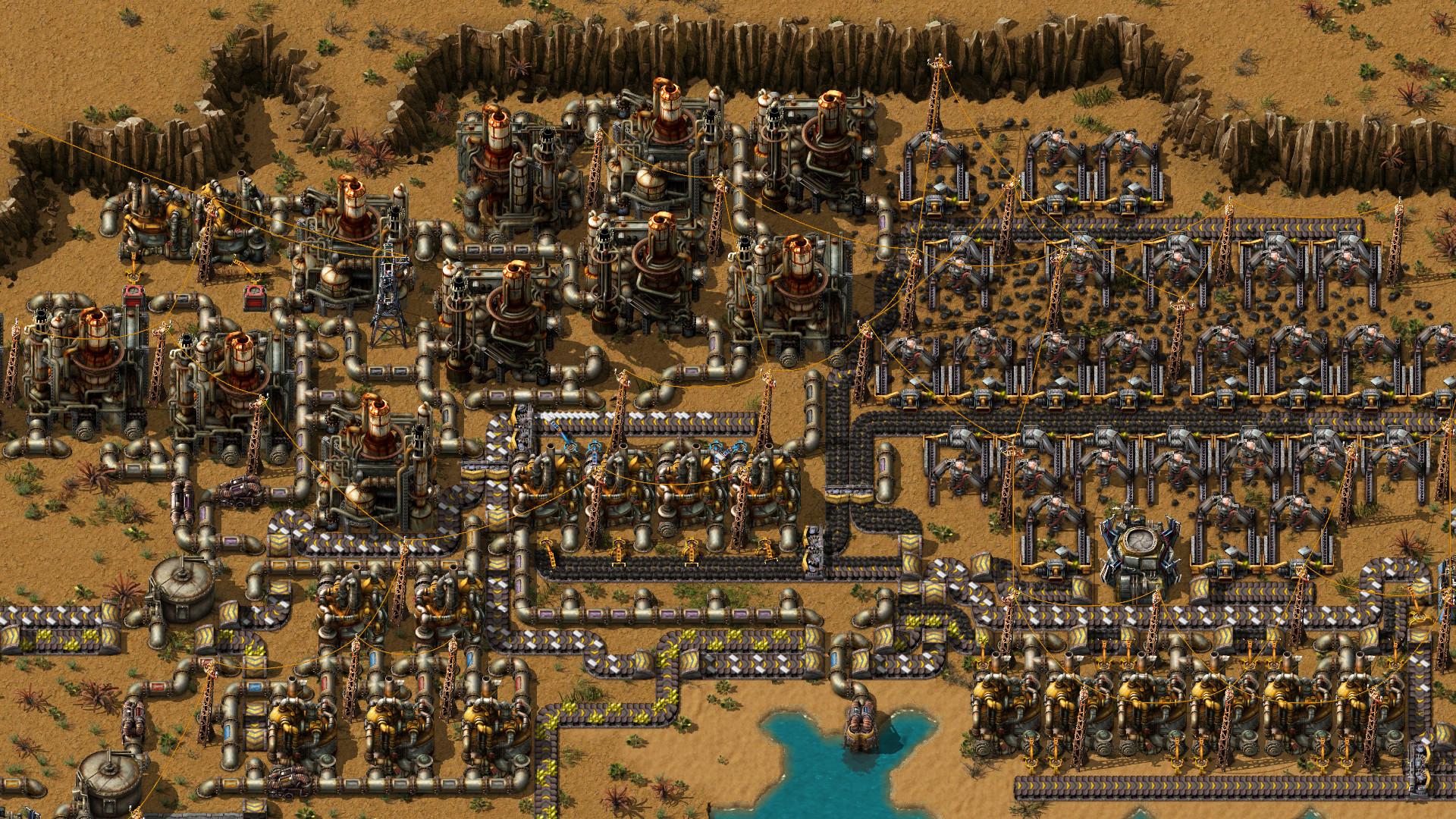 The best Factorio mods