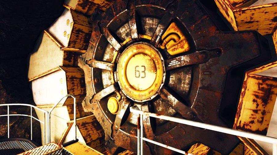 Fallout 76 vault 63
