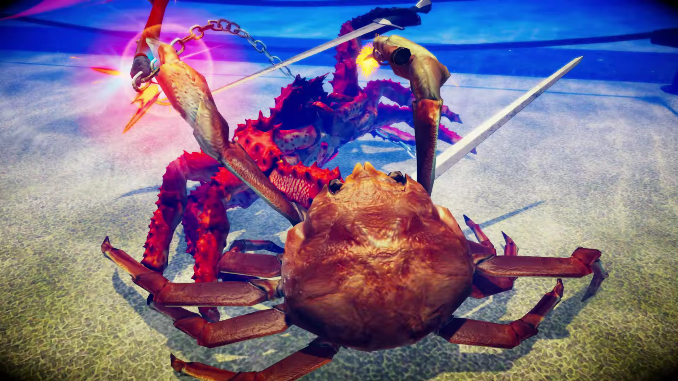 You could run Doom on 16 billion crabs