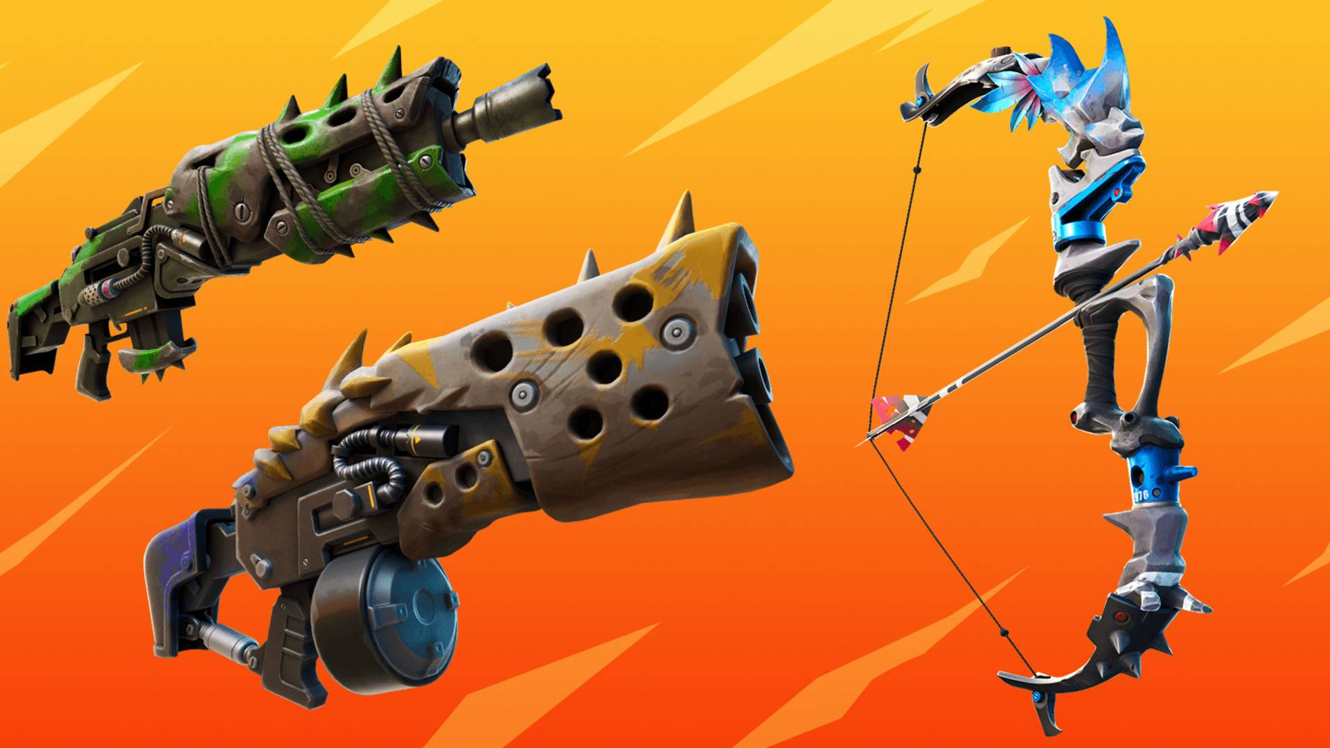 Fortnite new guns – here are all the new weapons in Fortnite Season 6