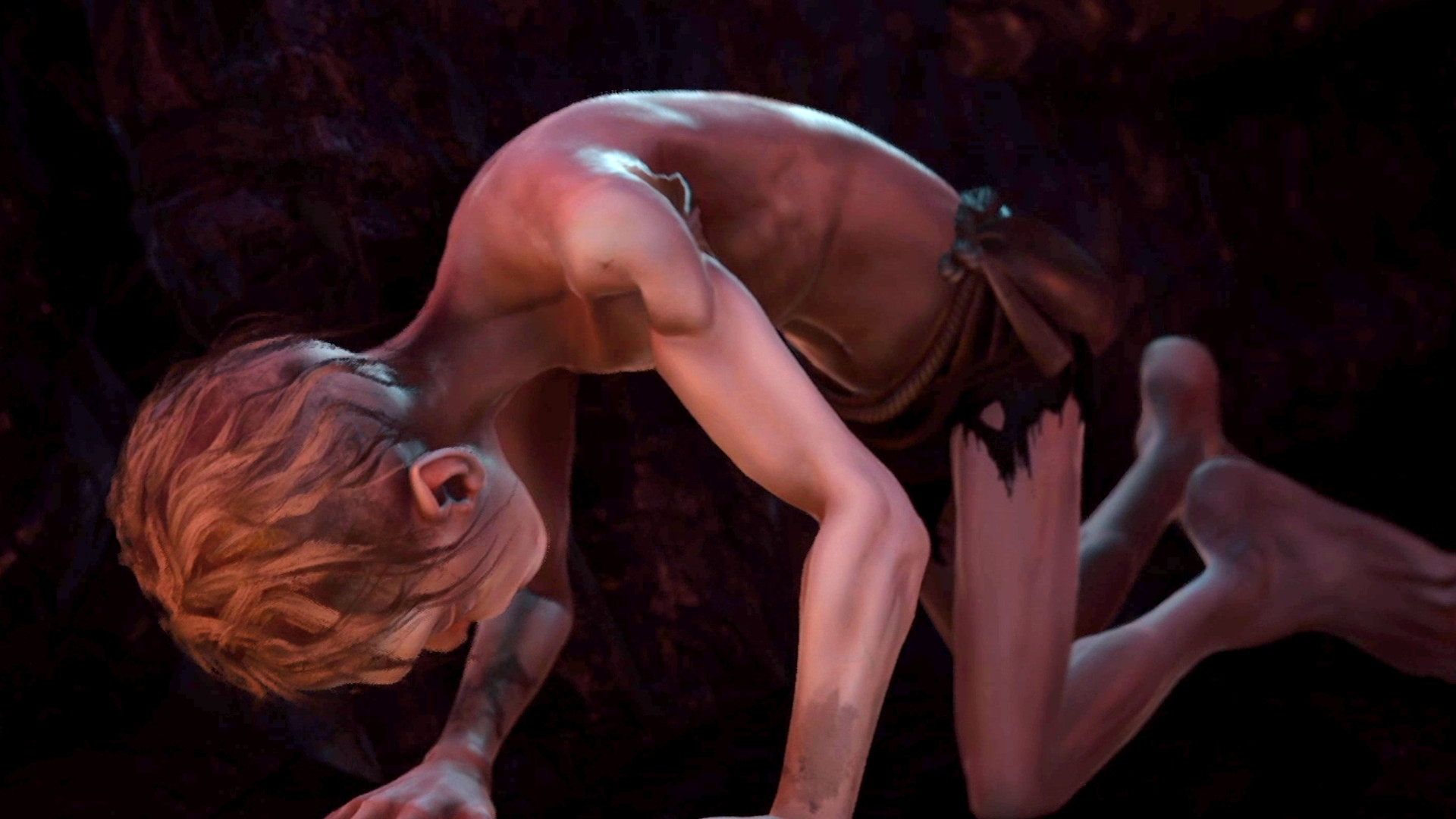 Lord of the Rings: Gollum reveals its first in-game footage