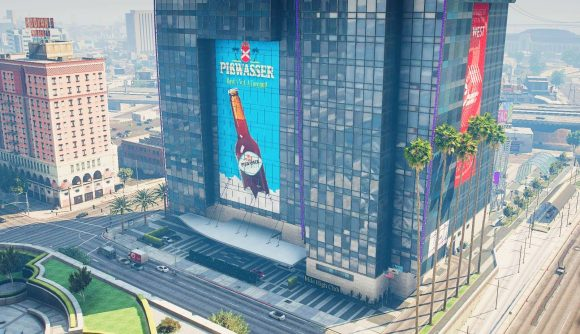 GTA 5's Mile High Club completed by modders