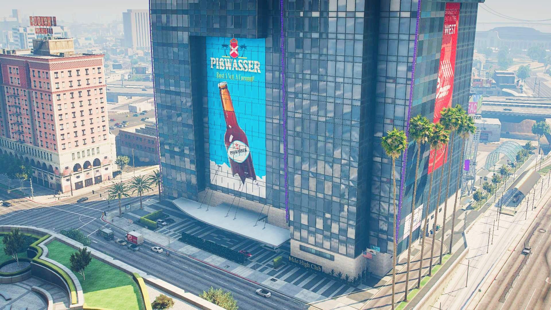 GTA 5 modders are turning the Mile High Club construction site into DLC
