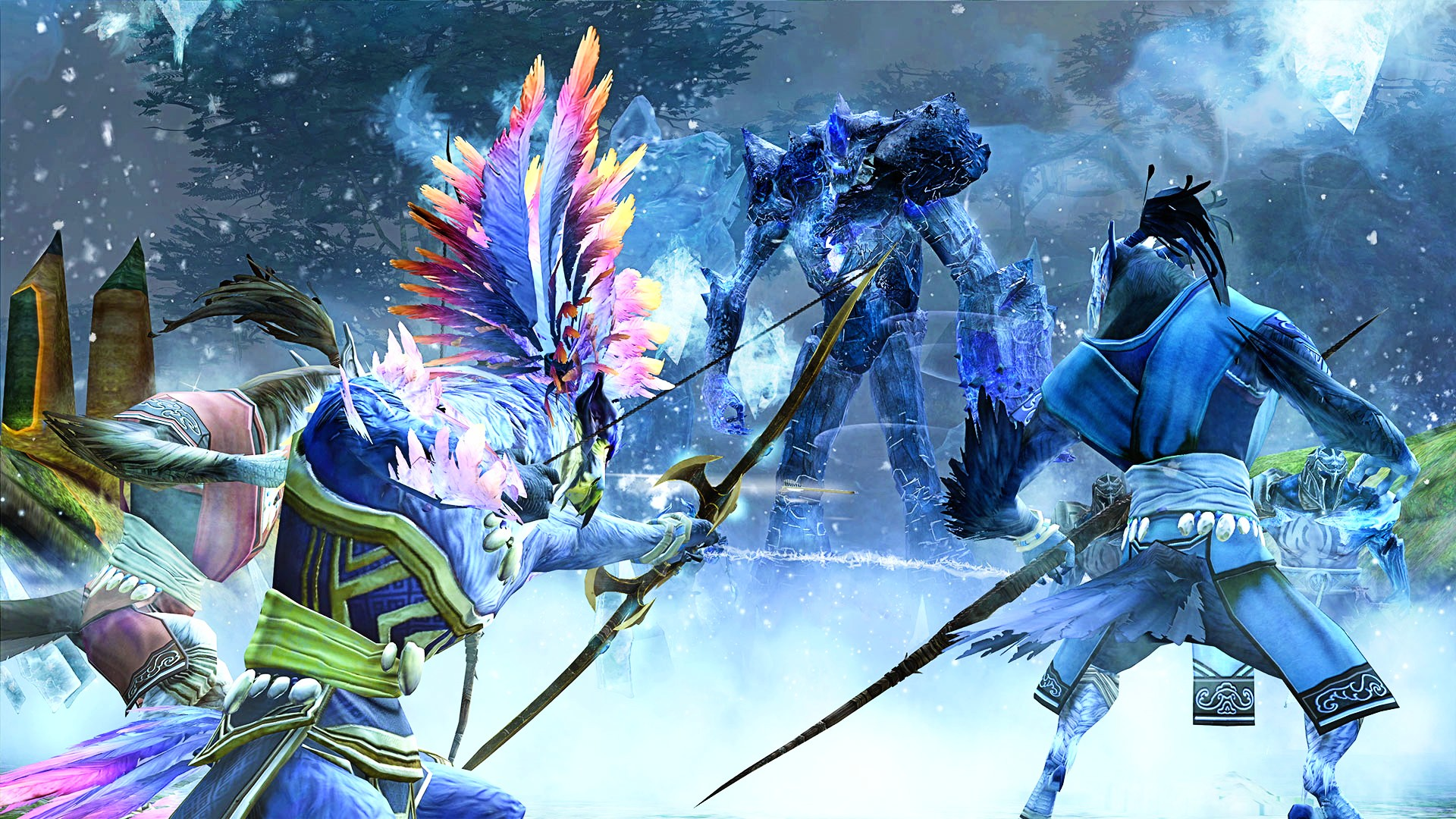 Guild Wars 2: The Icebrood Saga's finale continues today with Balance