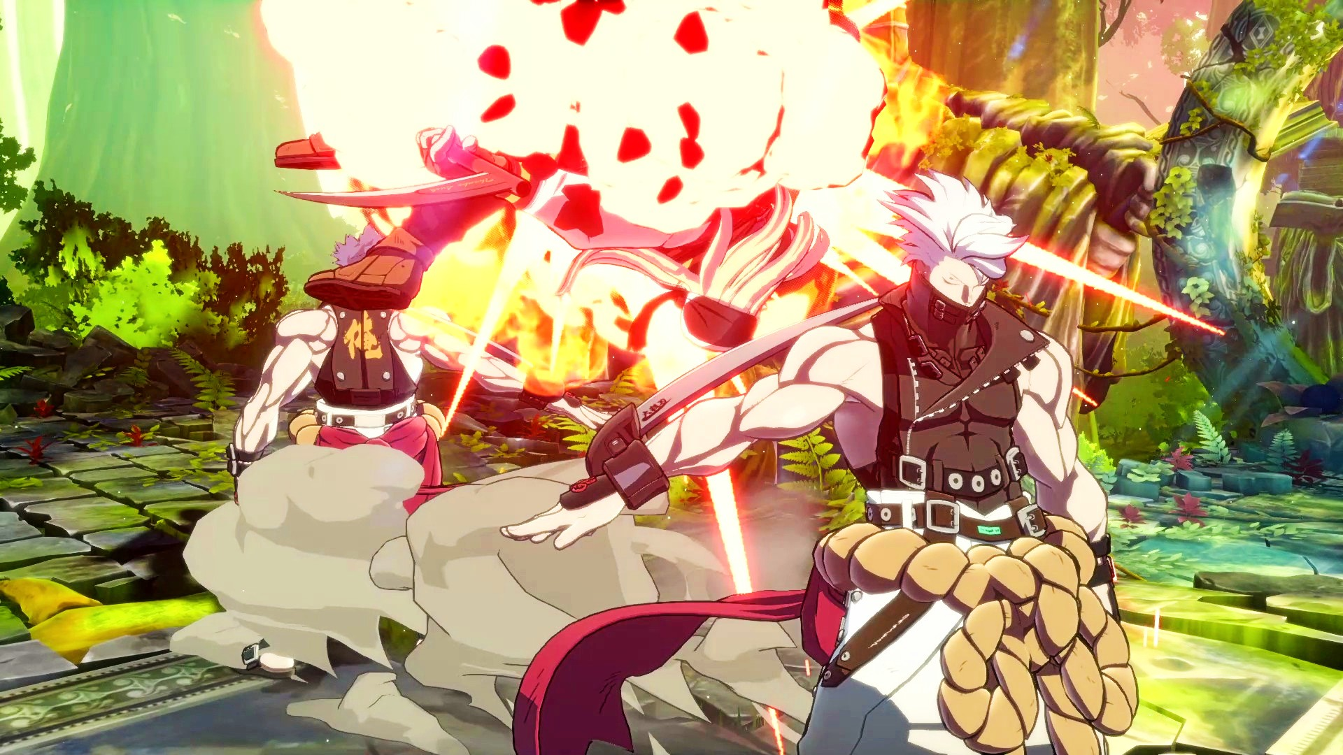 Anime fighting game Guilty Gear Strive delayed into June