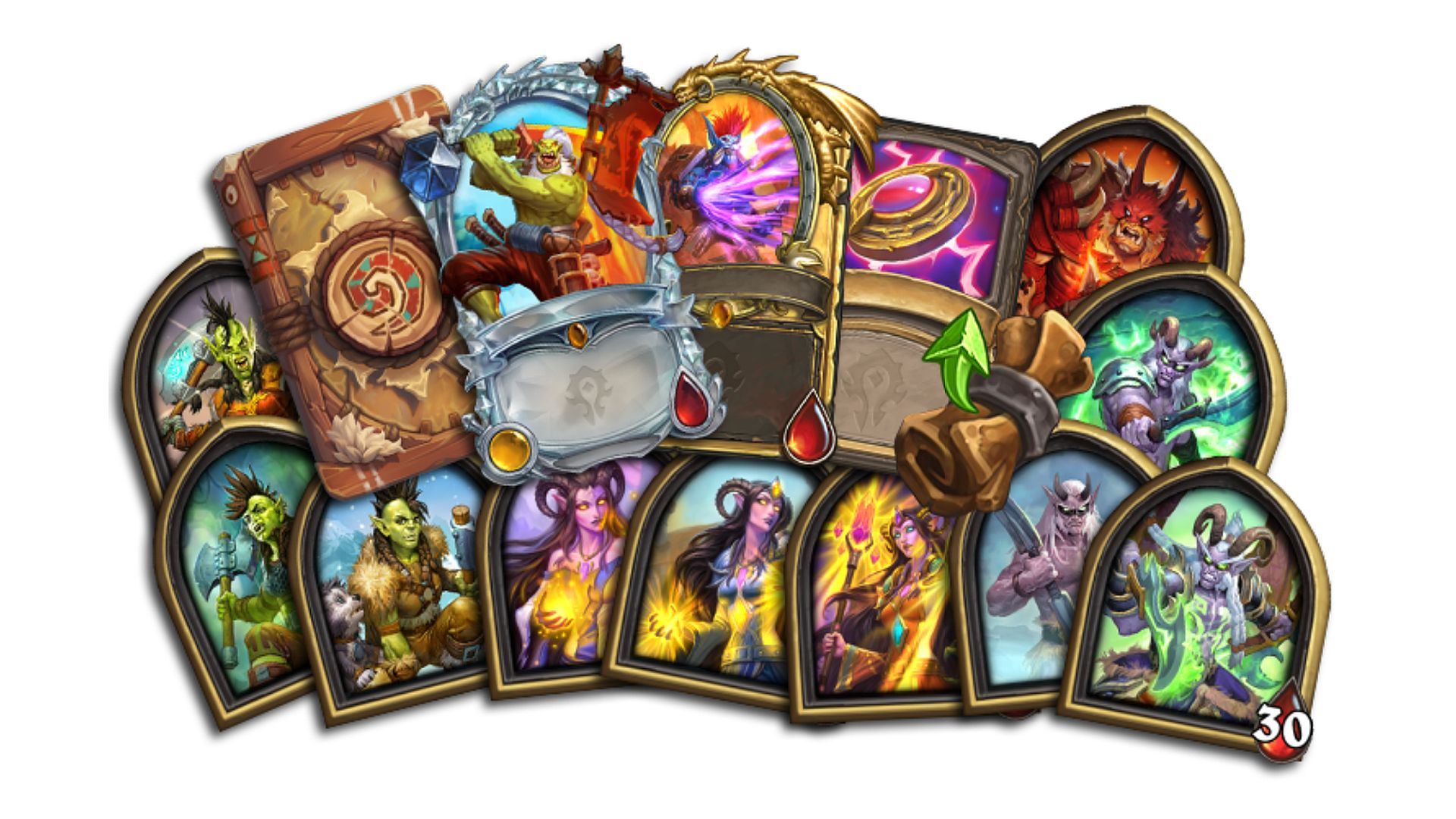 Hearthstone is getting Diamond cards with its new expansion