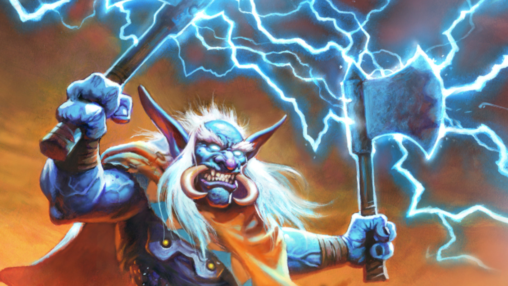 Hearthstone: Forged in the Barrens release date set for the end of March