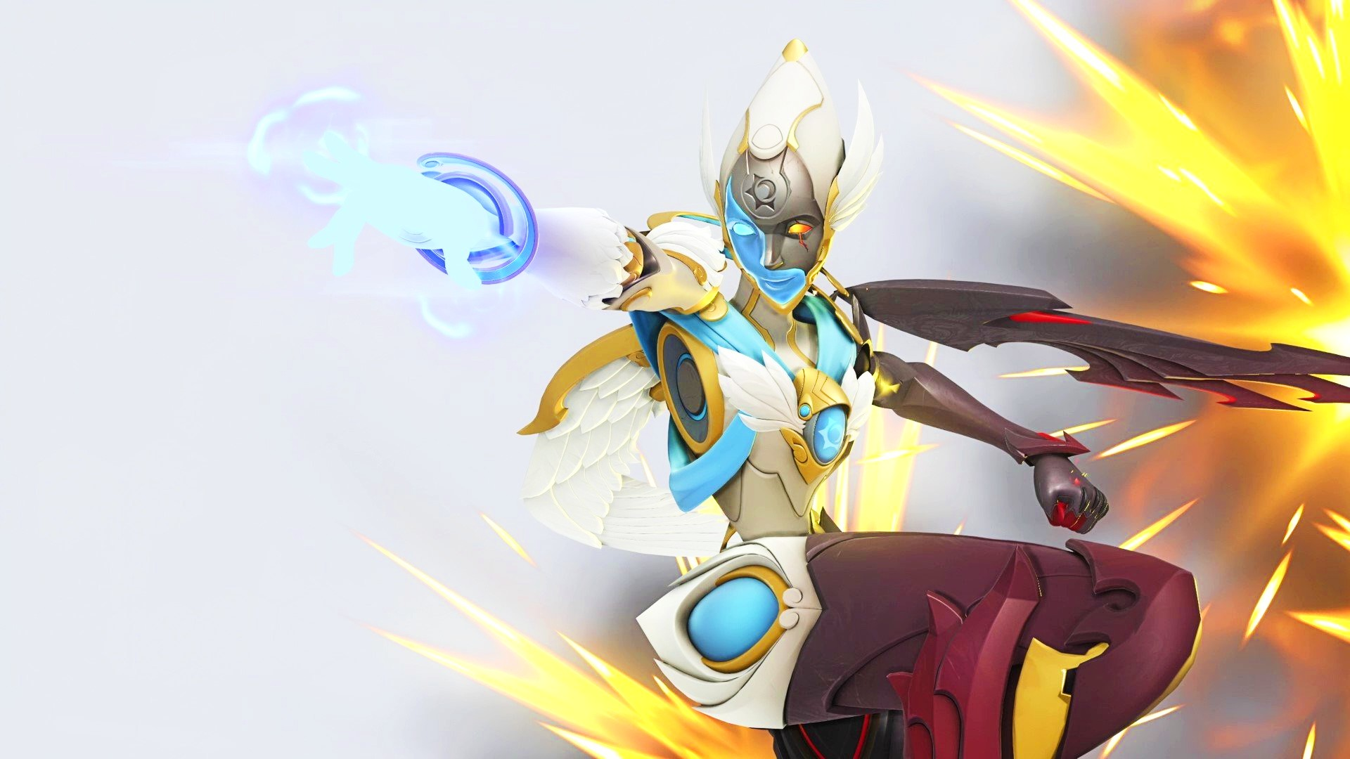 Overwatch isn't getting any more League MVP skins