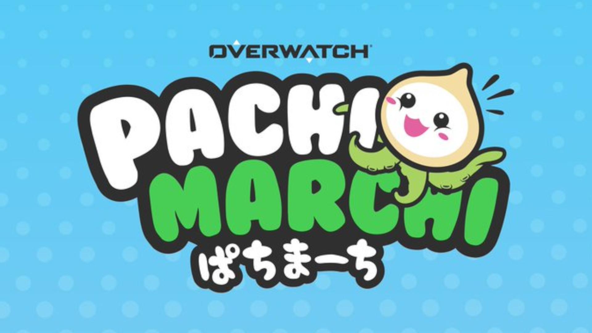 Overwatch's PachiMarchi challenge promises adorable terror