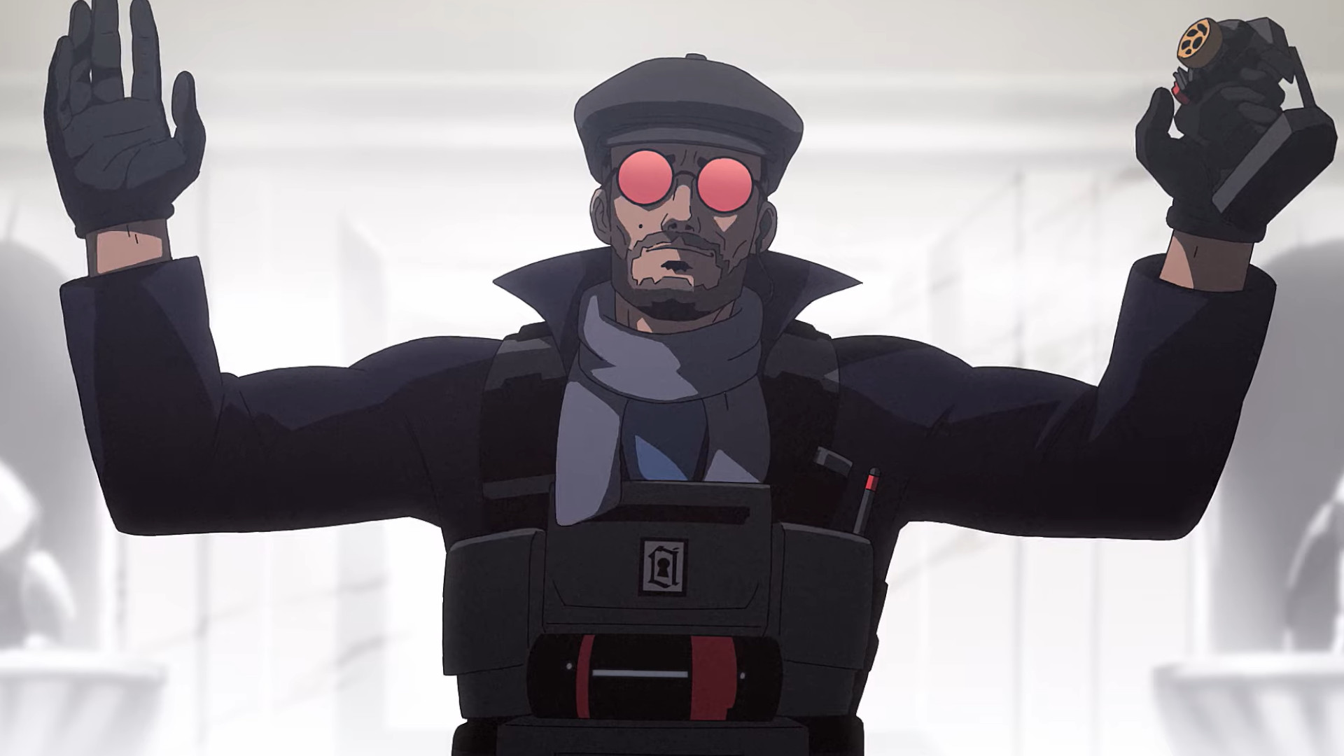 Rainbow Six Siege: Crimson Heist goes full anime