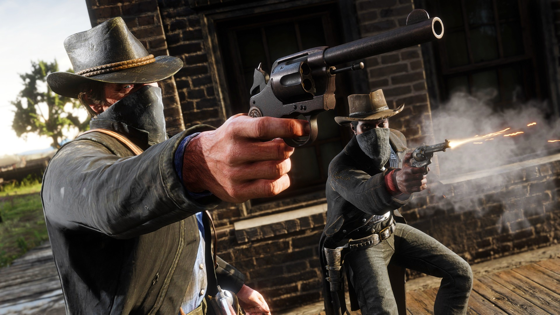 This Red Dead Redemption 2 mod lets you operate a gunsmith business