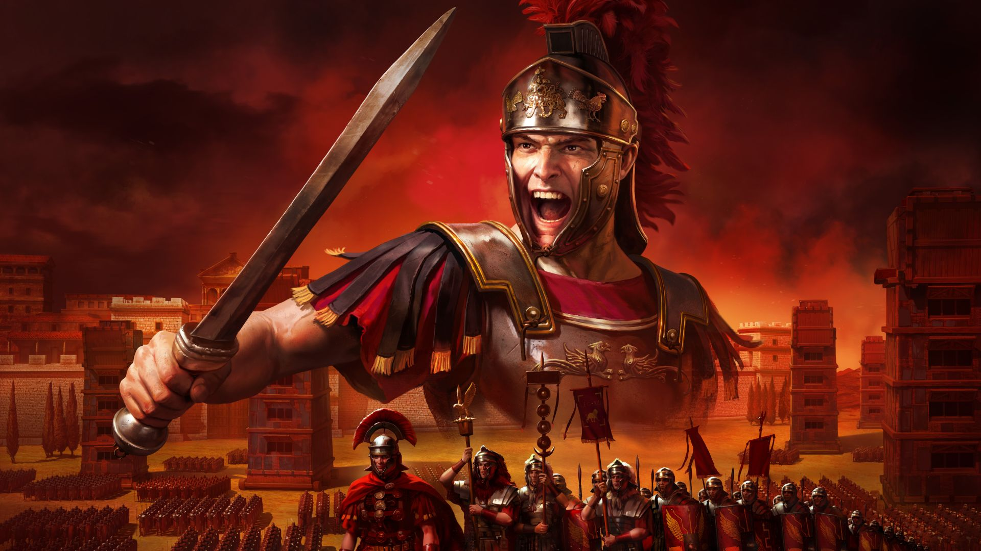 Rome: Total War gets a remaster next month