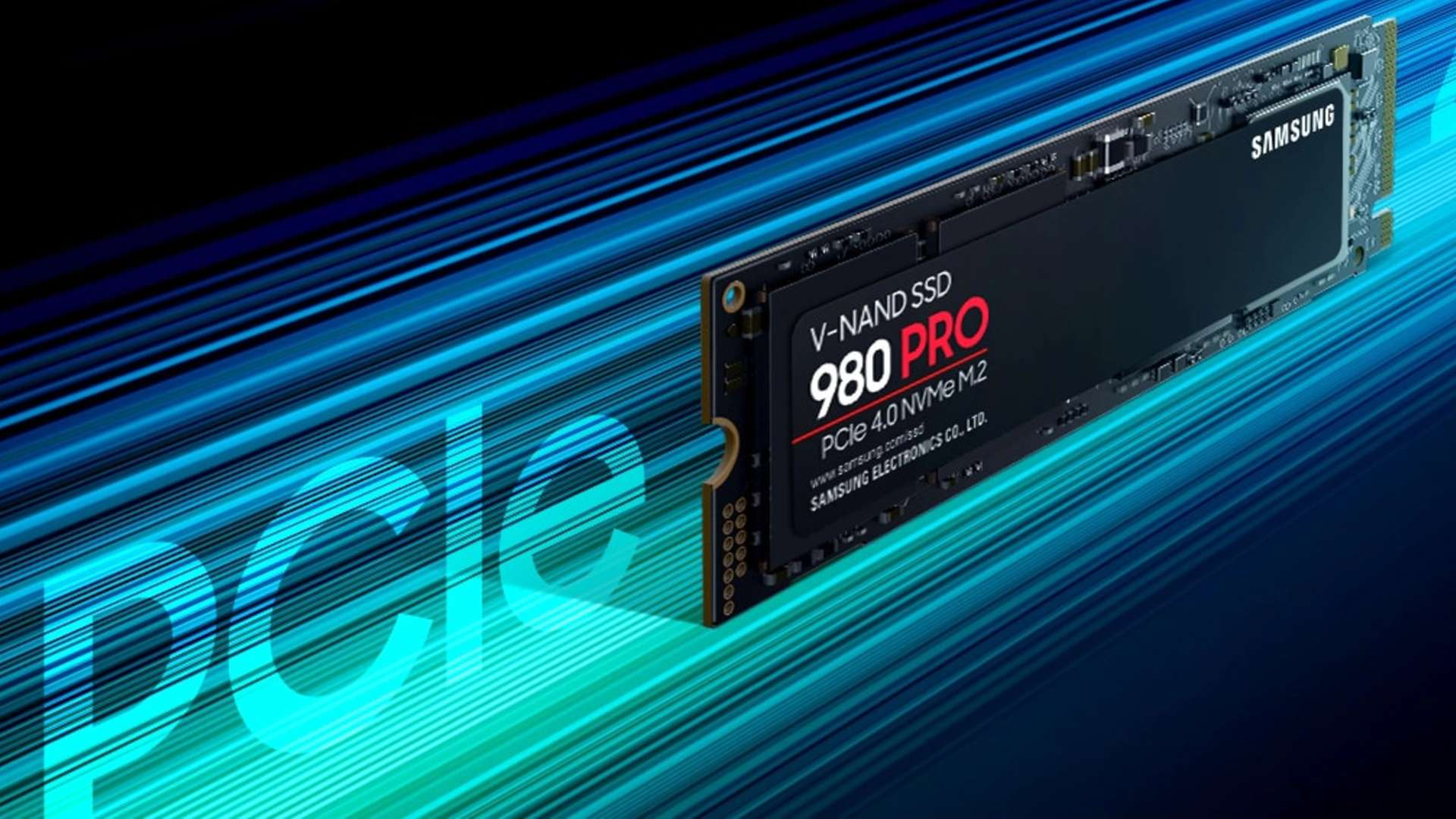 Samsung's 980 Pro PCIe 4 NVMe SSD is up to $60 cheaper