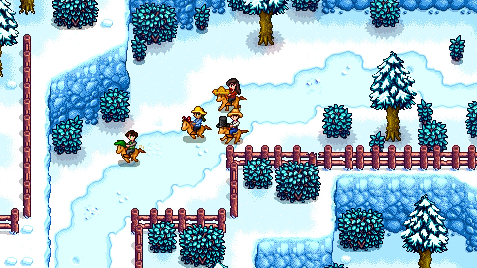 This Stardew Valley mod lets you have platonic relationships