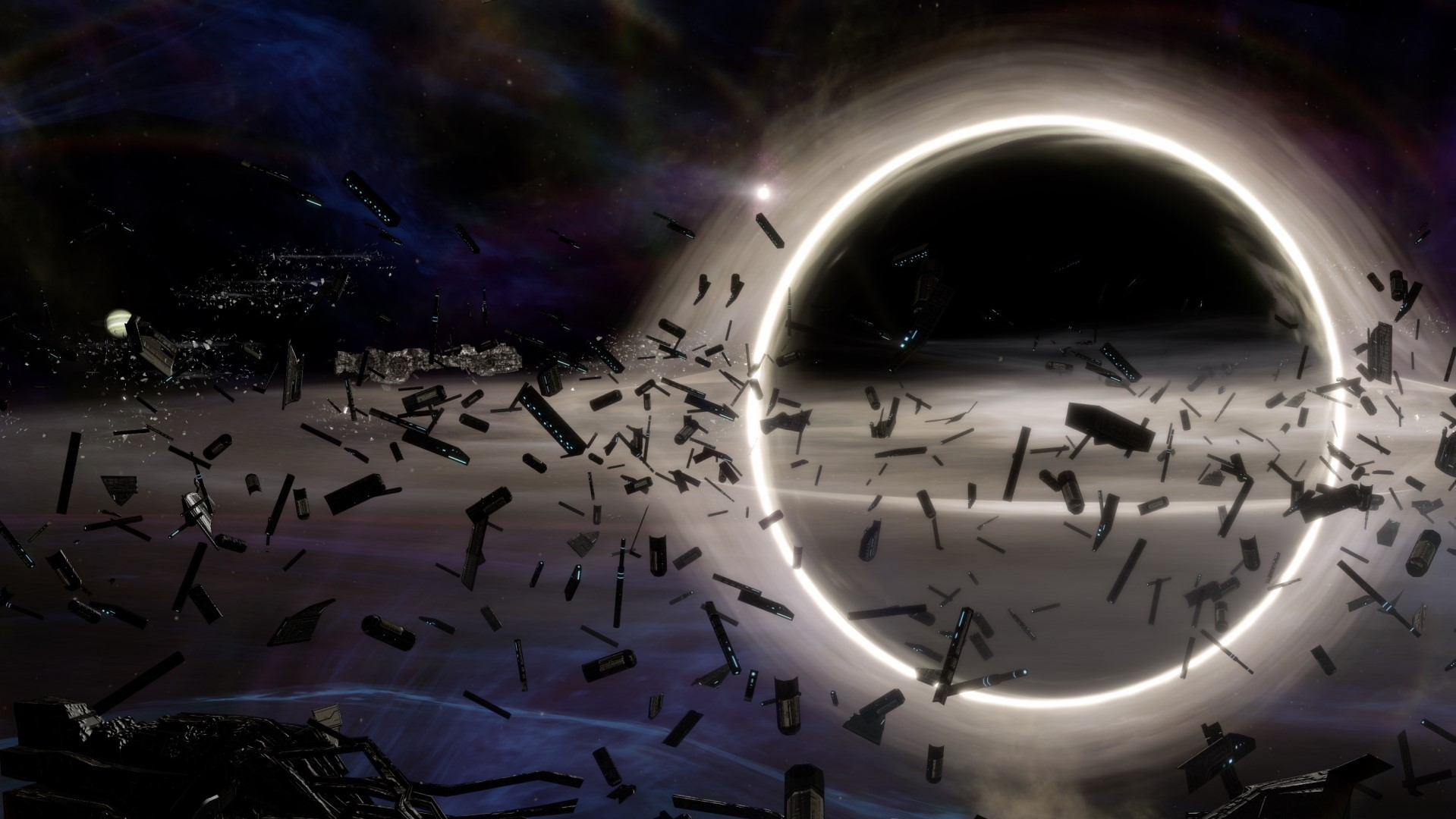 A Stellaris short film from the creator of This Is Battlefield is coming in June