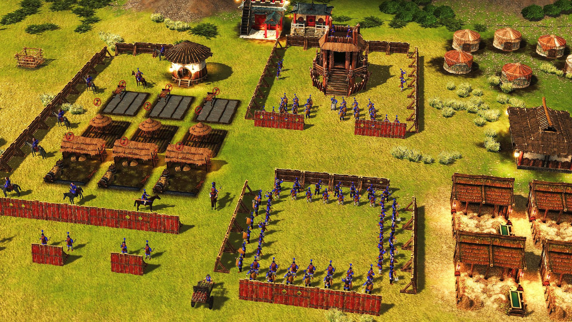Stronghold: Warlords review – an RTS out of time