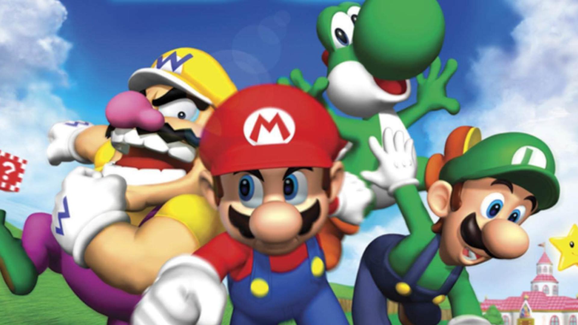 Custom DS emulator adds analog control to Super Mario 64 DS