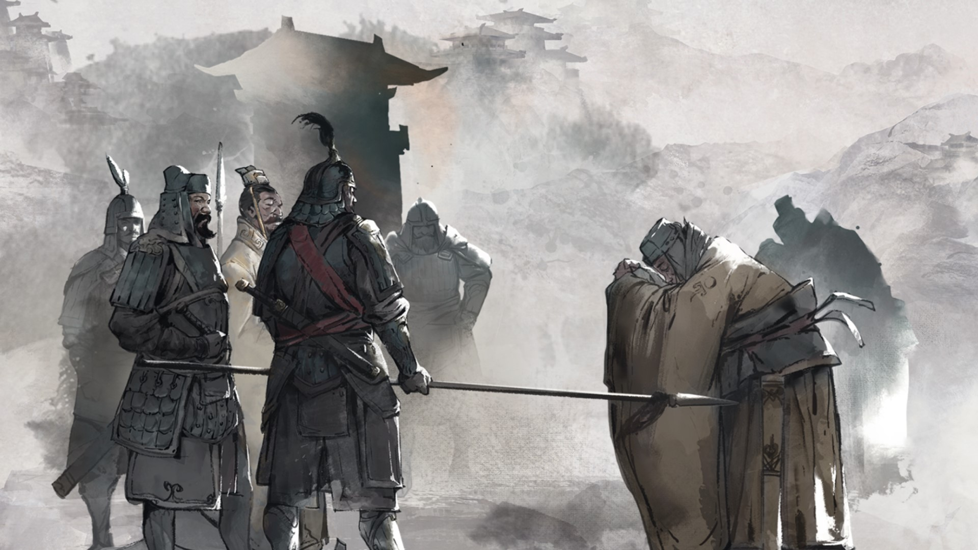 Total War and Peace – a pacifist run of Three Kingdoms' Fates Divided DLC