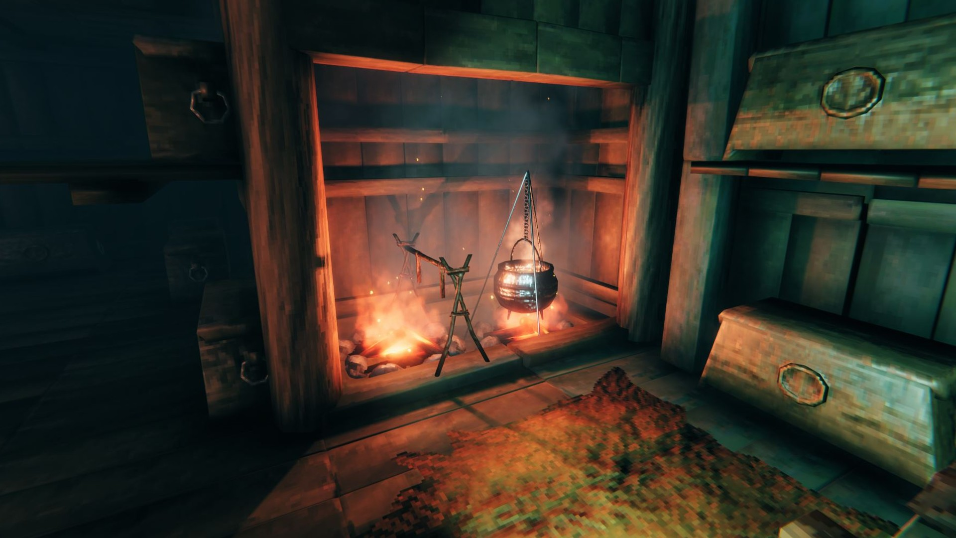 Valheim's new food system, which came out yesterday, has been rebalanced