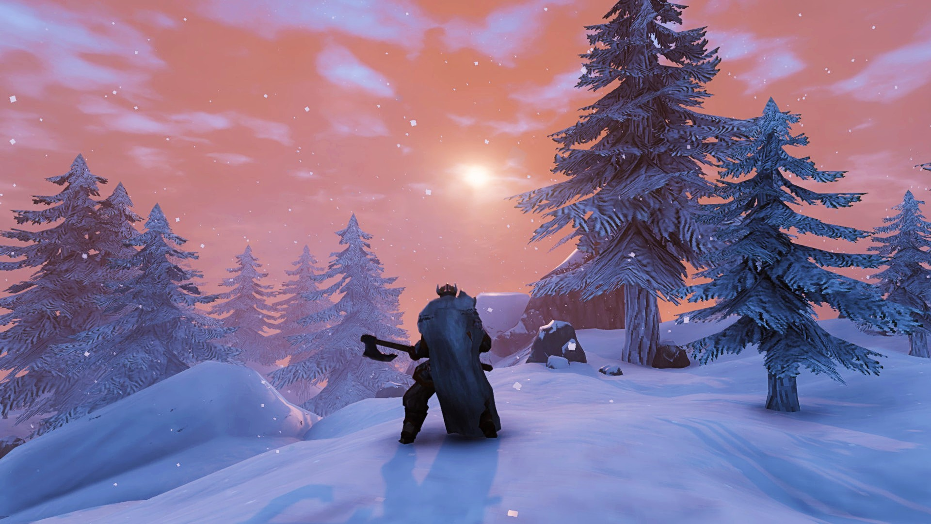 This Valheim mod lets you scrap with your pals without losing items