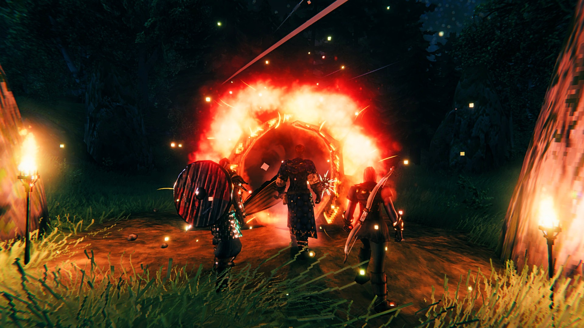 Want to take Valheim ore through a portal? The devs are open to the idea