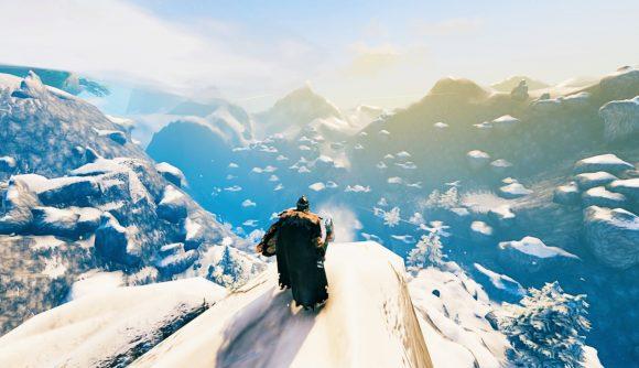 World of Warcraft's Storm Peaks rebuilt in Valheim