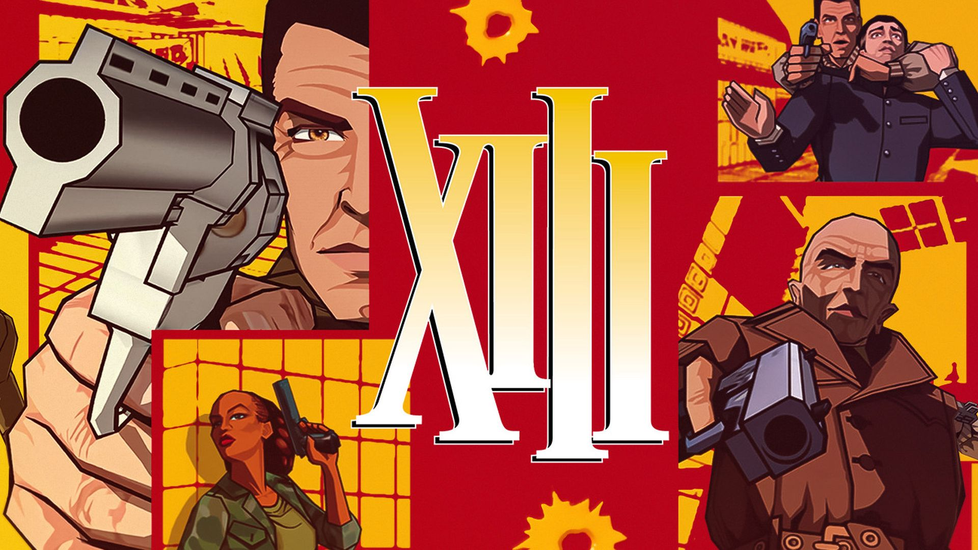 Classic FPS game XIII is free for 48 hours