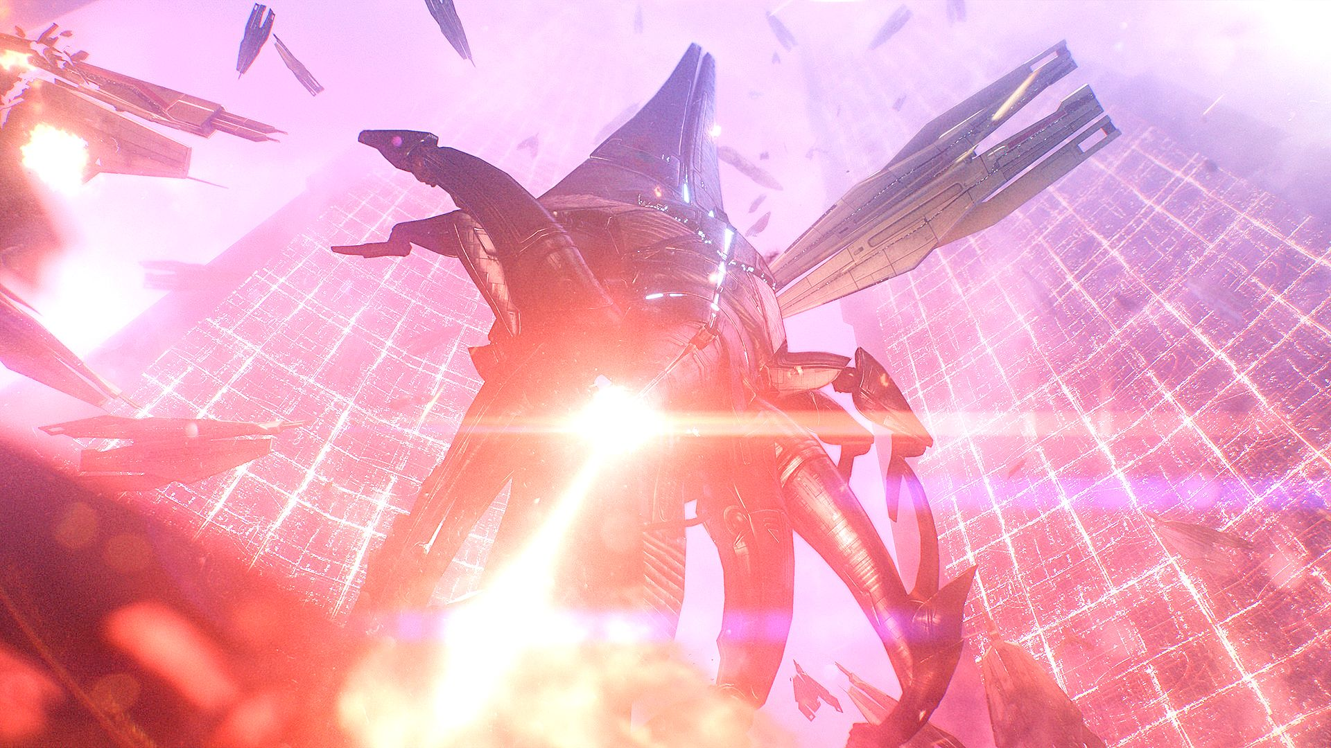 Why Mass Effect's Reapers are still so damn scary
